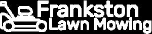 LawnMowingFrankston Logo white
